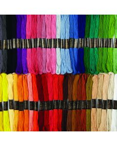 Pony 6 Strand Cotton Pack