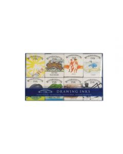 Winsor & Newton Drawing Inks Collection 2