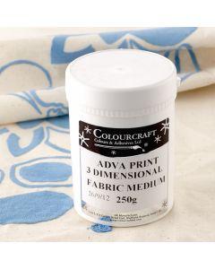 3D Fabric Medium