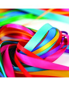 Satin Ribbon Assortment
