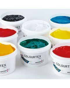Colourtex Assortment. Set of 8