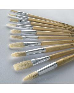 Specialist Crafts Essential Hog Brush Set