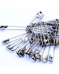 Assorted Safety Pins. Pack of 50