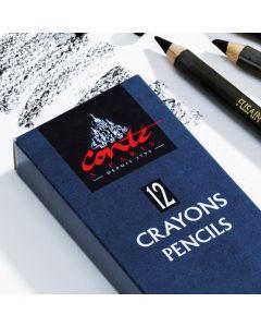 Conté Charcoal Pencils