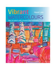Vibrant Watercolours by Hazel Lale