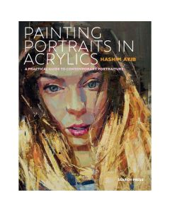 Painting Portraits in Acrylics by Hasim Akib