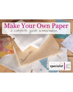 Make Your Own Paper: A Complete Guide - Craft Booklet