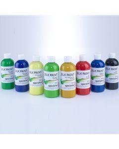 Specialist Crafts Silk Paint Assortment