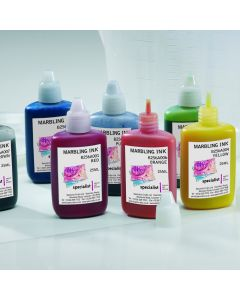 Specialist Crafts Marbling Ink Set