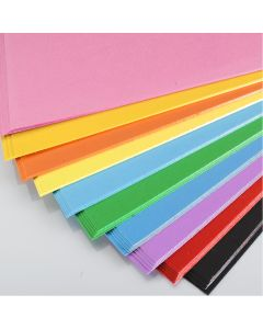 Vivid Coloured Card Assortments