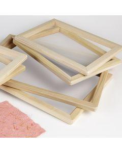 Paper Making Frames & Deckles