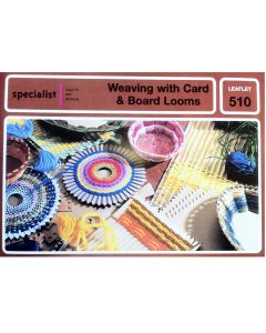 Weaving with Card and Board Looms Booklet