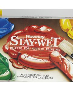 Daler-Rowney Stay-Wet Palette
