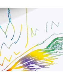 White Rainbow Scratch Paper Pack