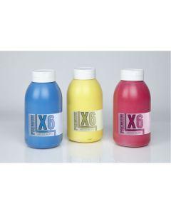 X6 Premium Acryl Acrylic Colours 2 Litres