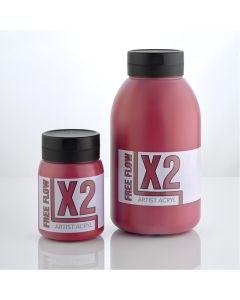 X2 Free Flow Acryl Acrylic Colours