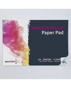 Specialist Crafts Watercolour Paper Pads