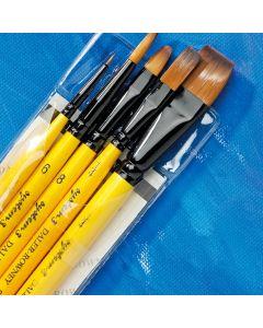 Daler-Rowney System 3 Acrylic Brush Set