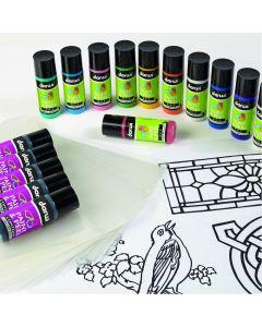 Paint & Peel Class Pack