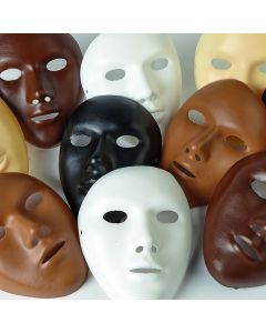 Multicultural Face Masks Pack