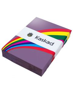 Kaskad Coloured 80gsm Paper Packs