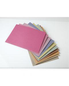 Recycled Premium Sugar Paper Assortments