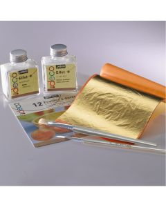 Gilding Leaf Starter Set - Gold