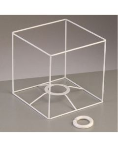 Lamp Shade Frame Cube 100 x 100 x 100mm