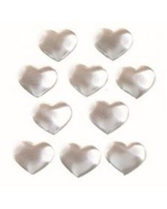 Favourite Things Pearly Heart Buttons