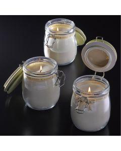 Container Candle Kit - Kilner Jar