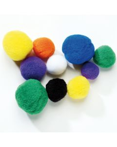 Assorted Coloured