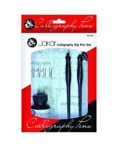 Jakar Calligraphy Dip Pen Set