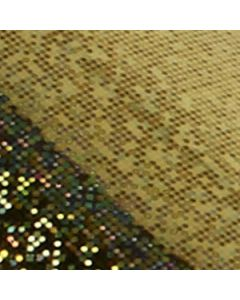 Self-Adhesive Holographic Foil Gold