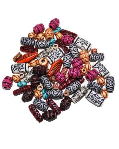 Exotic Beads 100g Bag