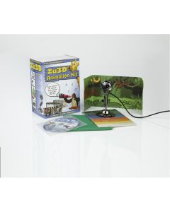 Zu3D Studio3 Animation Kit. Each