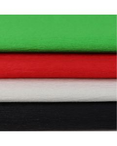 Crepe Paper Assorted Pack