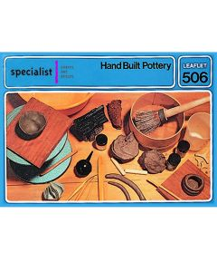 Hand Built Pottery Craft Booklet