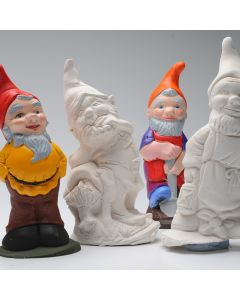 Gnome Latex Mould Set