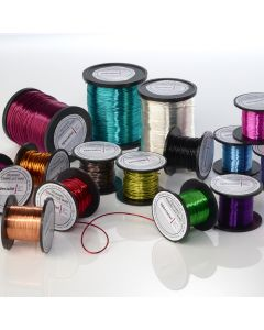 Coloured Enamelled Wire - 0.5mm x 250m Reels