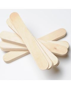 Wooden Mixing Spatulas Pack