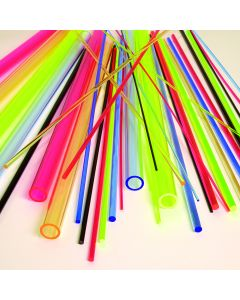 Acrylic Light Gathering Rods