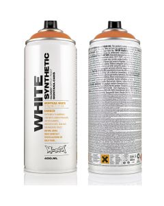 Montana WHITE Gloss Spray Paints
