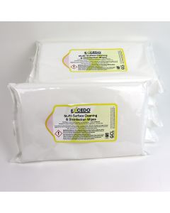 Multi-Surface Disinfection Pack of 500 Wipes