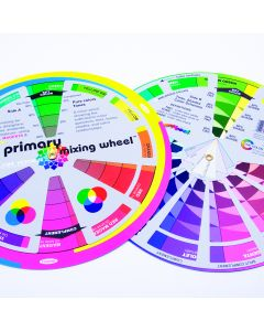 Colour Mixing Wheel - 130mm diameter