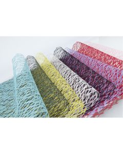 Spider Mesh Assortment. Pack of 8