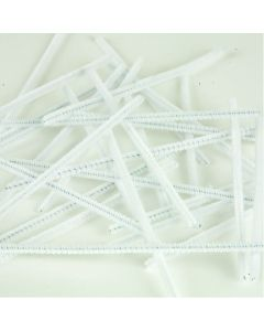 White Pipe Cleaners