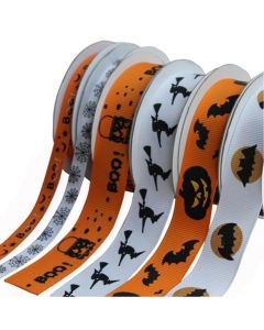 Halloween Ribbons Set