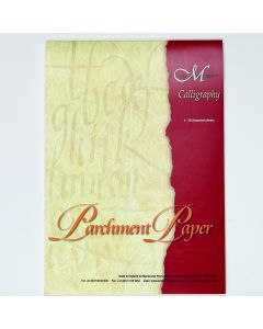 Manuscript A4 Calligraphy Parchment Pad