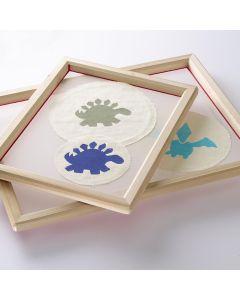 Standard Wooden Pre-Meshed Frames