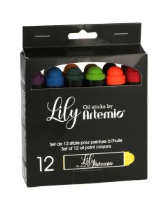 Artemio Lily Oil Sticks - Set of 12
